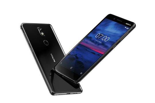 Nokia 7: Kính 2 mặt, RAM 6 GB giá gần 400 USD - Ảnh 1.