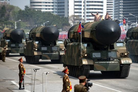 Triều Tiên: Nhật Bản không cần tồn tại nữa - Ảnh 1.