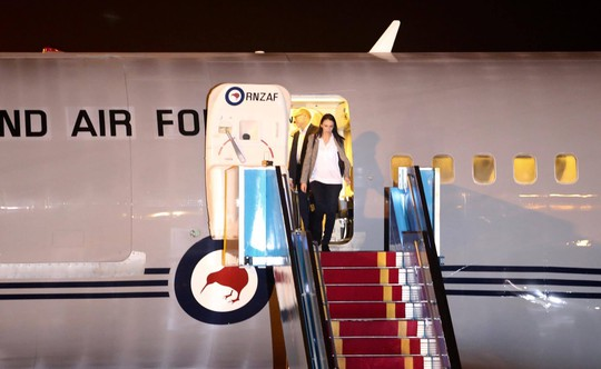 APEC 2017: Thủ tướng Nhật đến Đà Nẵng lúc 21 giờ - Ảnh 6.