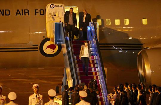 APEC 2017: Thủ tướng Nhật đến Đà Nẵng lúc 21 giờ - Ảnh 7.