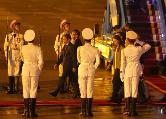 APEC 2017: Thủ tướng Nhật đến Đà Nẵng lúc 21 giờ - Ảnh 8.