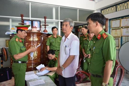 Bắt nguyên Giám đốc và Phó Giám đốc Sở KH-CN Trà Vinh - Ảnh 1.