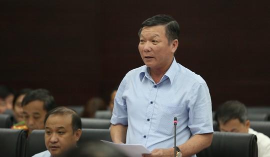 Phó Chủ tịch HĐND Đà Nẵng: Lãnh đạo đi ô tô không dám lại gần xe ben - Ảnh 2.