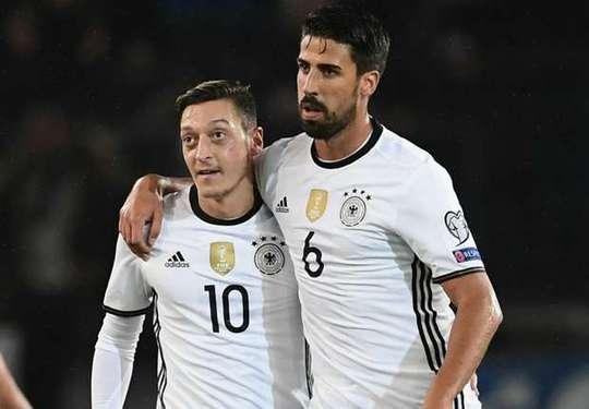 Ozil và nhiều sao Đức không dự Confederations Cup 2017 - Ảnh 1.