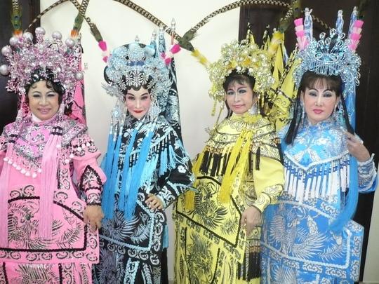 Sau mổ tim, Thanh Thế tái xuất vai Đào Tam Xuân - Ảnh 1.