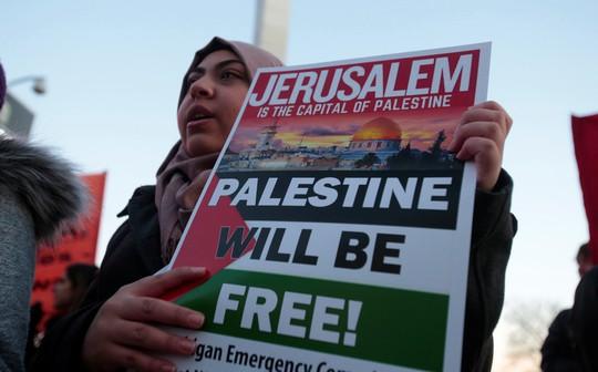 Israel Palestine mờ mịt h