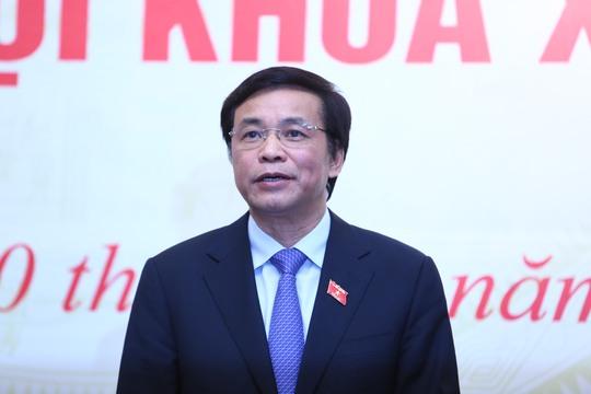 Đang xem xét bãi miễn đại biểu Quốc hội với bà Phan Thị Mỹ Thanh - Ảnh 1.