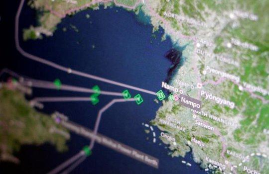 """Trung Quốc """"hắt hủi"""" tàu chở than Triều Tiên"""