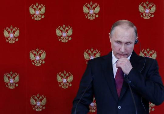 Ông Putin: Quan hệ Nga Mỹ xấu hơn dưới thời Tổng thống Trump