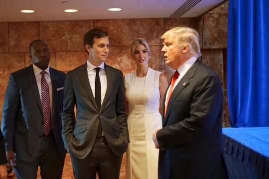 Rể quý của ông Trump vào tầm ngắm FBI? - Ảnh 1.
