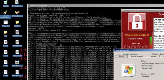 Đã có công cụ giải mã thành công WannaCry - Ảnh 1.