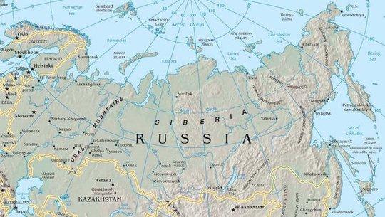 8 điều ít biết về vùng đất băng giá Siberia - Ảnh 1.