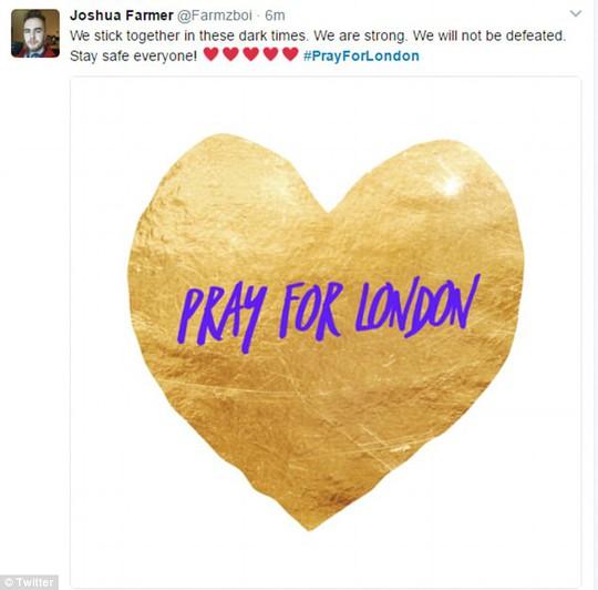 Vụ tấn công chấn động London: Cảm động lòng tốt trong chết chóc - Ảnh 2.