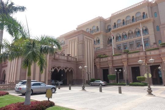 Khách sạn 7 sao lộng lẫy như cung điện - Ảnh 2.