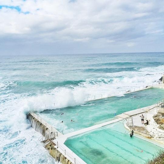 Bể bơi giữa biển khơi - nơi hút khách bậc nhất ở Sydney - Ảnh 5.