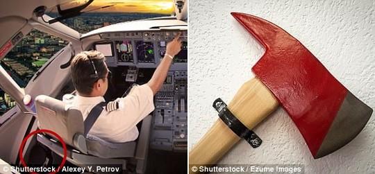 Những món đồ có thể cứu mạng khách đi máy bay - Ảnh 2.
