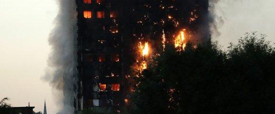 Nhiều thương vong trong vụ cháy kinh hoàng ở London