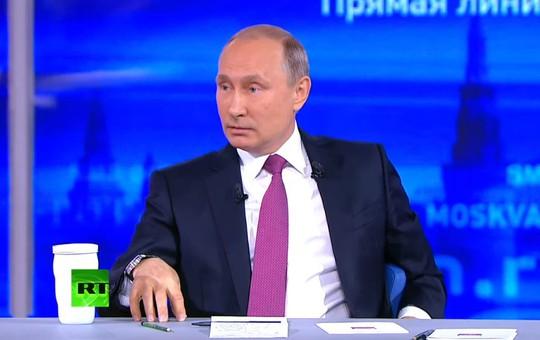 Tổng thống Putin: Nga sẵn sàng chào đón cựu sếp FBI tới tị nạn - Ảnh 2.