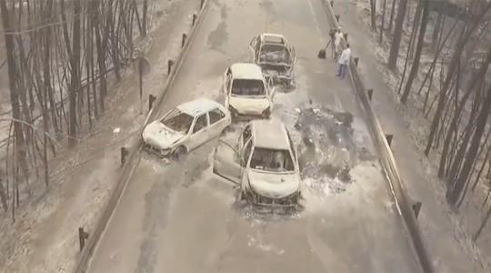 Đường cao tốc dẫn đến địa ngục ở Bồ Đào Nha - Ảnh 4.