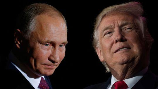 Tổng thống Nga - Mỹ gặp kín trong căn phòng 6 người - Ảnh 1.
