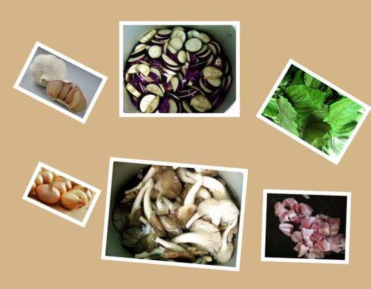 Canh cà nấu nấm: Ấm lòng ngày mưa - Ảnh 2.