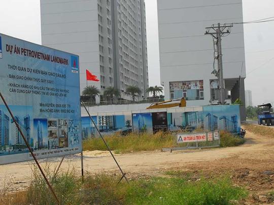 Giải cứu 500 dự án bất động sản ở TP HCM - Ảnh 1.