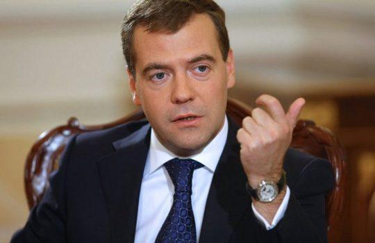 Thủ tướng Medvedev: Quan hệ Nga - Mỹ đến đây là hết - Ảnh 1.