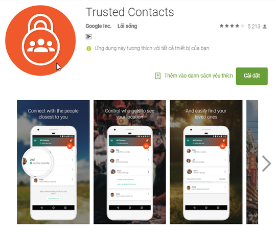 Trusted Contacts: Chia sẻ vị trí trong trường hợp khẩn cấp đã có trên iOS - Ảnh 1.