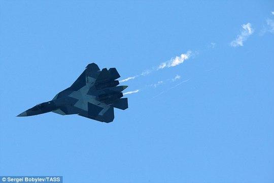 Nga rửa tội phi đội chiến đấu cơ vô hình khiến cả thế giới ghen tị - Ảnh 4.