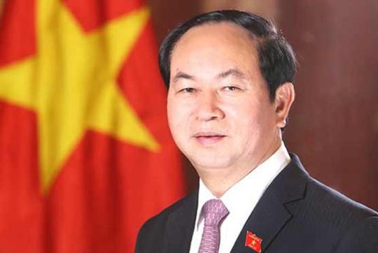 Chủ tịch nước Trần Đại Quang: Tập trung quản lý các thông tin trên mạng - Ảnh 1.