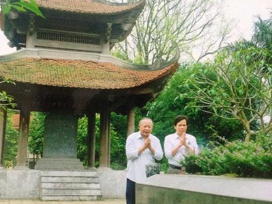 Hành trình đưa hài cốt Nguyễn Thiện Thuật về từ Trung Quốc - Ảnh 1.