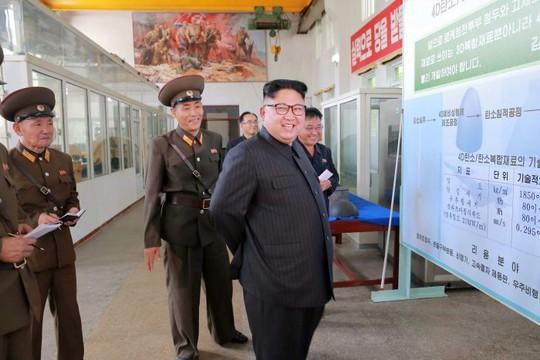 Trị Triều Tiên, Mỹ không thể hành động lén - Ảnh 3.