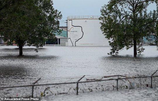 Tiếp tục cháy lớn tại nhà máy hóa chất ở Texas - Ảnh 2.