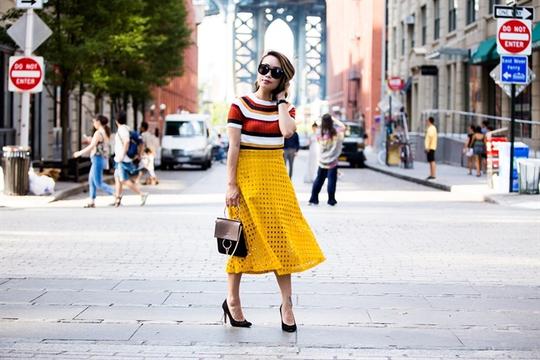 Xu hướng thời trang hot nhất tháng 9 - Ảnh 1.