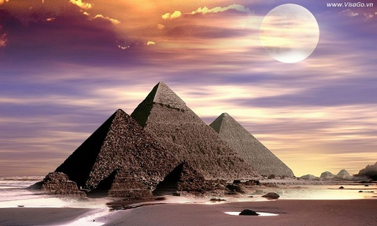10 điều thú vị về đất nước kim tự tháp Ai Cập - Ảnh 2.