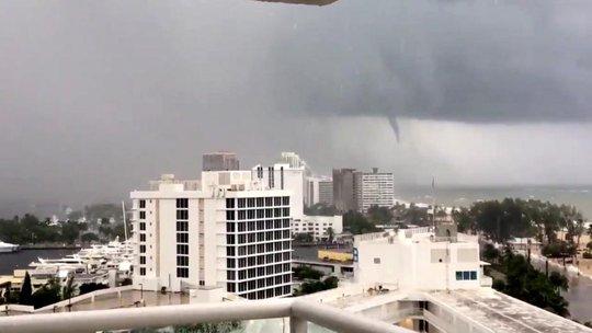 Bão Irma đổ bộ vào bang Florida - Ảnh 8.