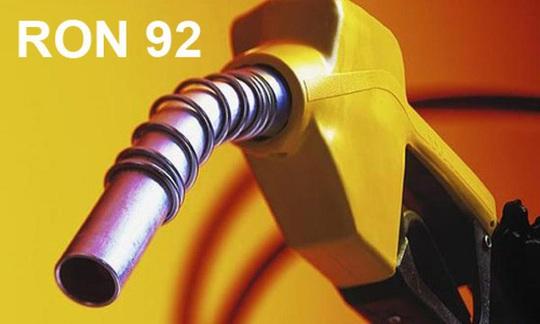 Petrolimex tuyên bố ngừng bán xăng RON 92 từ ngày 1-1-2018