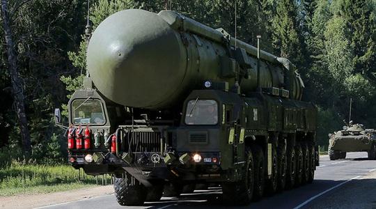 Nga phóng ICBM đa đầu đạn hạt nhân - Ảnh 1.