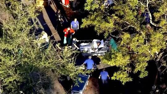 Mỹ: Nhà dưỡng lão mất điện dài ngày sau bão Irma, 8 người chết - Ảnh 1.