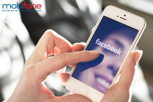 """Là """"tín đồ"""" Facebook bạn nên đăng ký ngay gói cước FB30 của MobiFone - Ảnh 2."""
