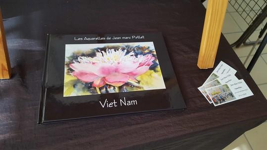 Họa sĩ Pháp triển lãm tranh về Việt Nam tại bảo tàng quê nhà - Ảnh 2.