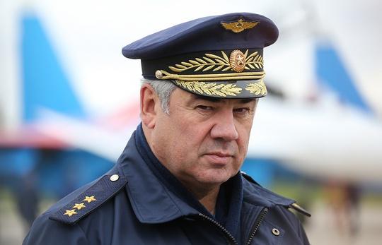 Ông Putin cách chức tư lệnh không quân Nga - Ảnh 1.