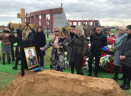 Tướng Nga mới tử trận l