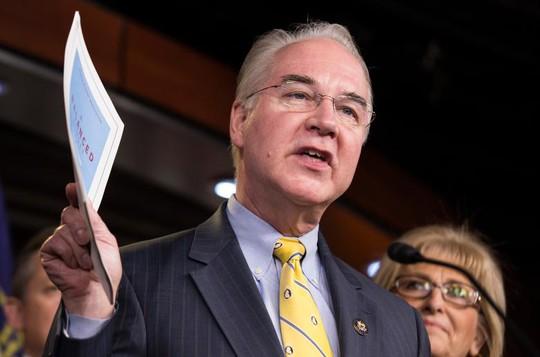 Bộ trưởng Y tế Mỹ từ chức vì xài sang tiền thuế - Ảnh 1.