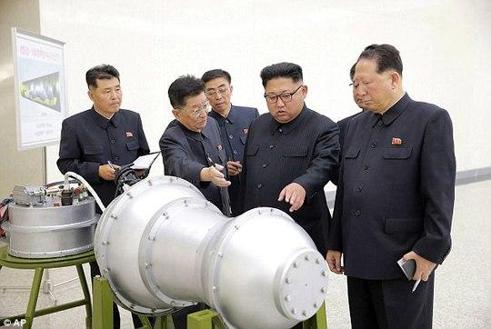 Động đất tại Triều Tiên, rung chuyển cả Trung Quốc, Nga - Ảnh 1.