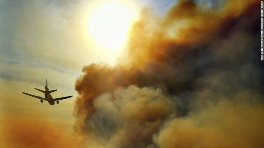 Cháy rừng California: Chỉ còn tro và xương - Ảnh 4.