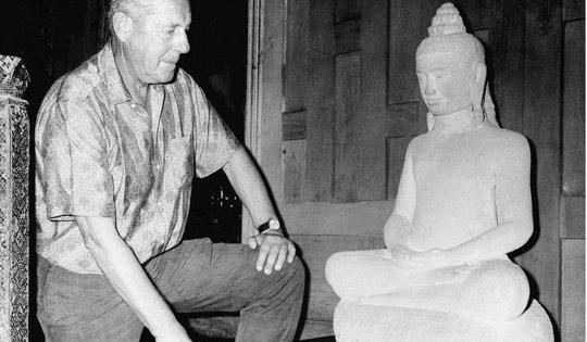 Giải mã bí ẩn hàng đầu châu Á - cái chết của vua lụa Thái Lan - Ảnh 2.