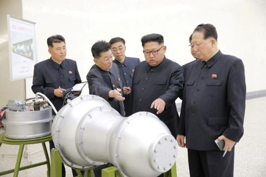 Triều Tiên không nói suông về thử hạt nhân trong khí quyển - Ảnh 1.