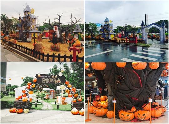 Gợi ý địa điểm 'quẩy' Halloween miễn phí ở Sài Gòn - ảnh 1