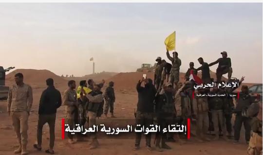 IS phản công, tái chiếm lãnh thổ tại Syria - Ảnh 1.